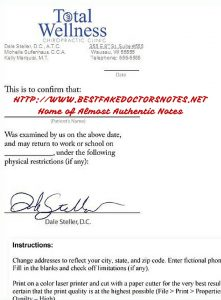 fake doctors note for work free fake doctors note for workschool download and our doctors note. Black Bedroom Furniture Sets. Home Design Ideas